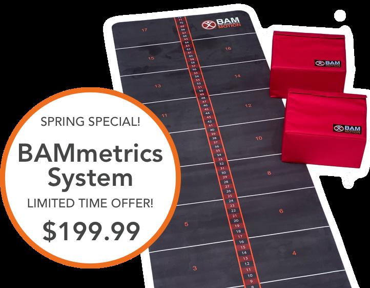 BAMmetrics System Bundle