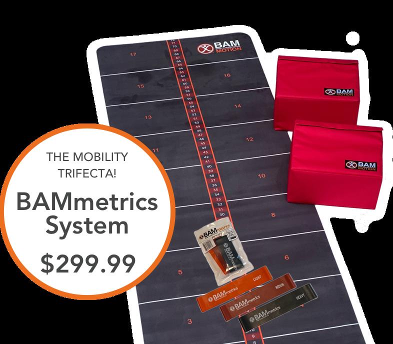 BAMmetrics Mobility Trifecta